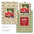 Festive Joy Luxe Pop Card