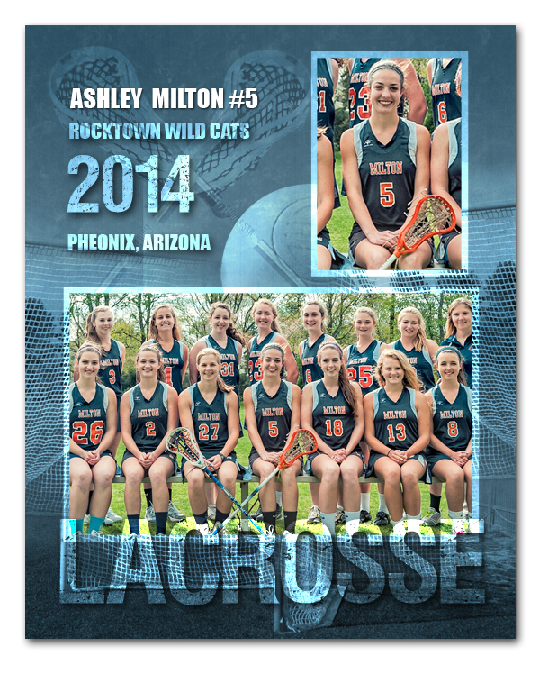 sports team photography templates - lacrosse sports memory mate template my product catalog