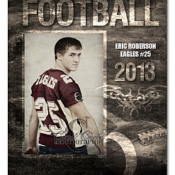 Eric Football Sports Template