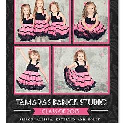 Tamaras Dance Sports Template